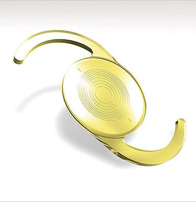 Жовтий фільтр кришталик