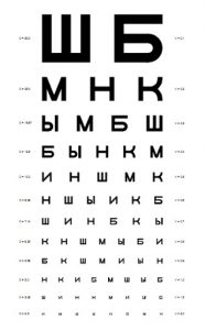 Перевірка зору Луцьк