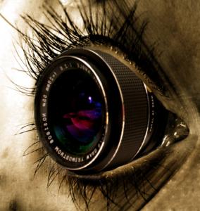 Як працює око